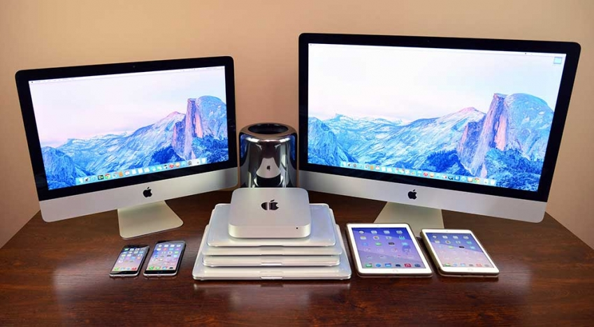 Υπηρεσίες για Apple Mac (iMac, MacBook, iPhone, iPod, iPod Touch, Mac Mini)